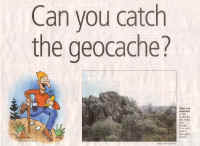 Can you catch the geocache?