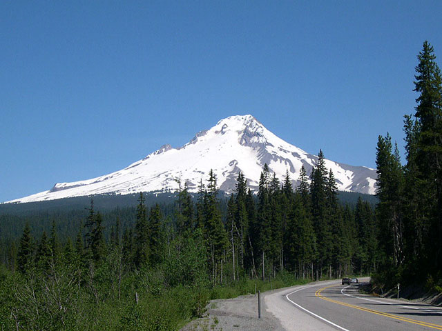 climbing mount hood on the south side route