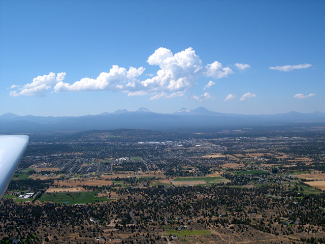 Soaring With Scott Weber From The Bend Oregon Airport